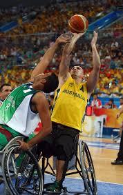 australian wheelchair basketball