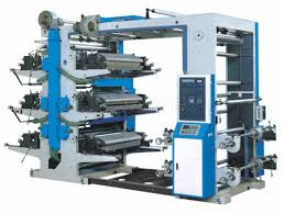 flexo printing machinery