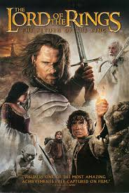 lord of rings dvd