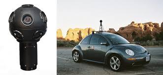 google map street view camera