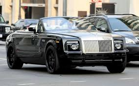 roll royce drophead coupe