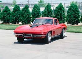 1967 corvettes
