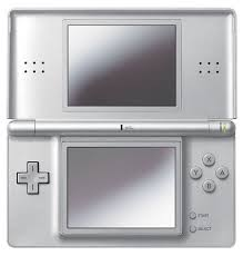 silver ds light