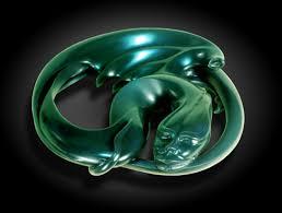 jade sculptures