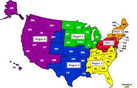 northeast us region
