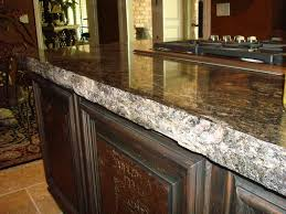 granite counter edges