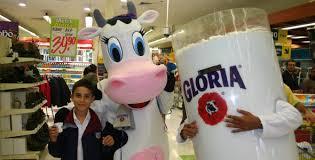 gloria leche