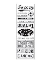 soccer phrases
