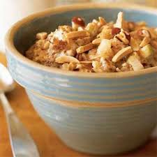 apple oatmeal