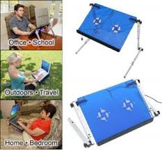 table for laptops