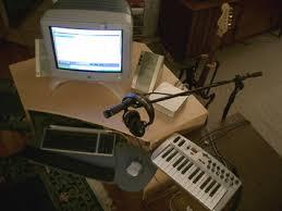 mini recording studios
