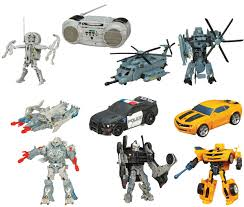 transformer fast action battlers