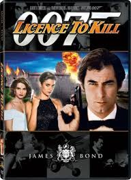 licence to kill dvd