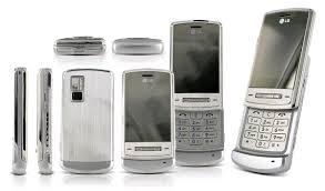 lg shine mobile phones