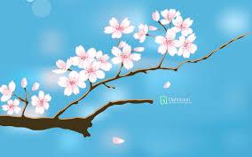 free desktop wallpaper spring