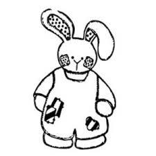 bunny rabbit toy