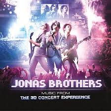 jonas brothers 3d movie cd