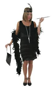 black flappers