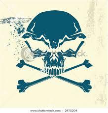 skull and bones symbols