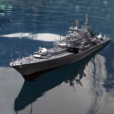 rc model ships