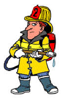 fireman cartoon picture