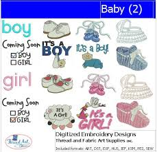 embroidery designs baby