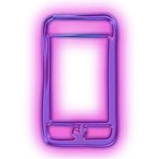 purple iphones