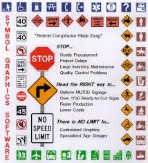 highway traffic signs