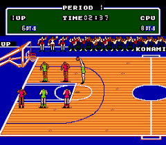 double dribble video game