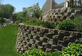 retaining walls blocks