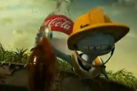 coca cola tv adverts