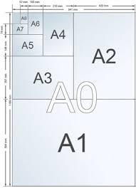 a3 a4 paper