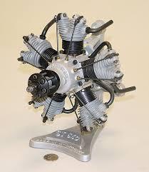 model aircraft engines