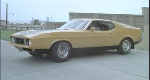 1971 fastback mustang