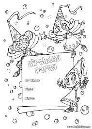 fairy birthday invites