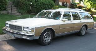 caprice wagon