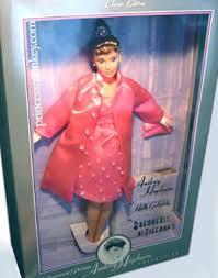 audrey hepburn barbie doll