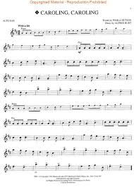 saxaphone jazz sheet music