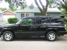 2000 chevy tahoe limited