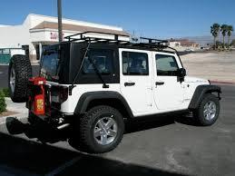 jeep jk racks