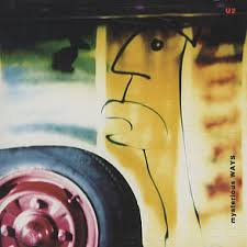 U2 - Mysterious Ways (Single)