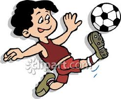 free clip art soccer