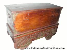 old teak furniture