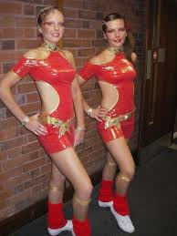 pairs costumes