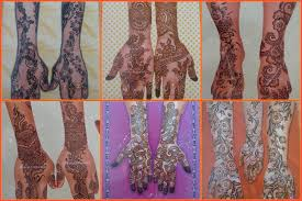 henna design books