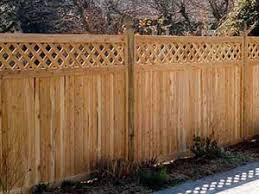 wood fencing companies