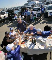 giants tailgate