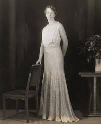 first lady inaugural gown