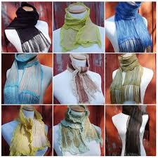 scarf displays