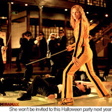 uma thurman kill bill costume